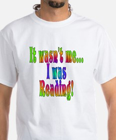 I was reading T-Shirt