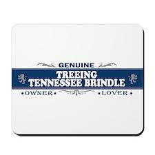 TREEING TENNESSEE BRINDLE Mousepad