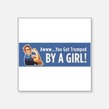 Women Cant Do What Sticker