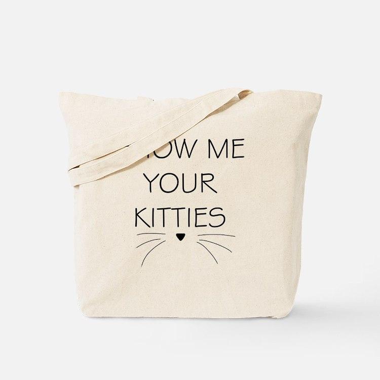 Cute Kitties Tote Bag