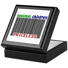 Autistic Children: Priceless Keepsake Box