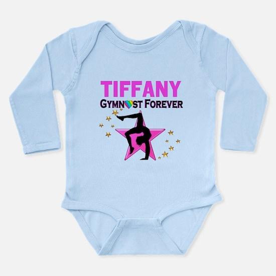 GYMNAST FOREVER Long Sleeve Infant Bodysuit