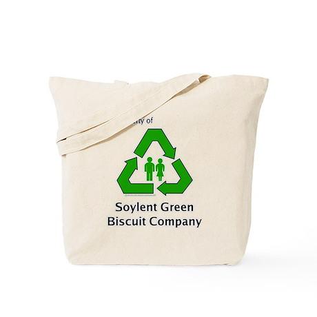 Property of Soylent Green Tote Bag