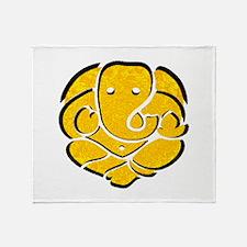 GANESH Throw Blanket