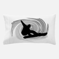 SNOWBOARD Pillow Case