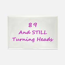 89 Still Turning Heads 1C Pink Magnets