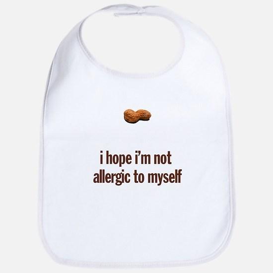 Peanut Allergy Baby Clothes Bib