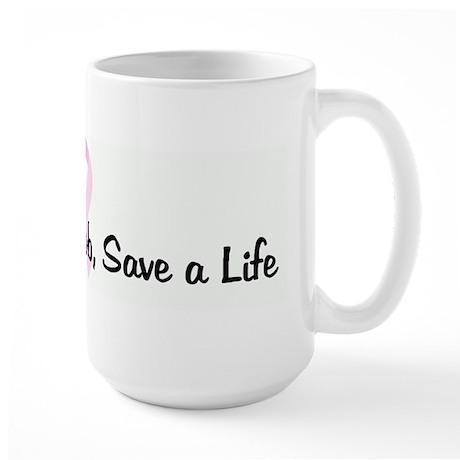 Squish a boob save a life happens