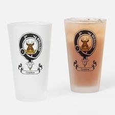 Badge - Gordon Drinking Glass