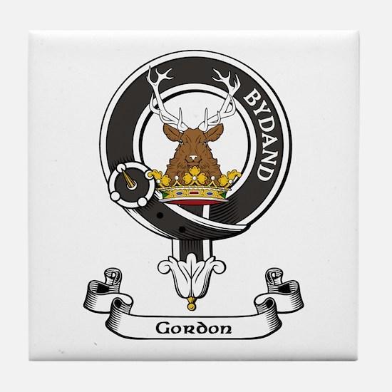 Badge - Gordon Tile Coaster