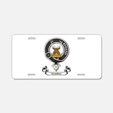 Badge - Gordon Aluminum License Plate