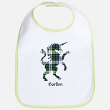 Unicorn-Gordon dress Bib