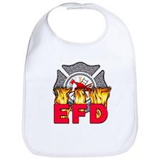 EFD Fire Department Bib