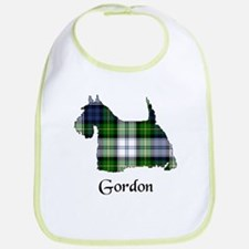 Terrier-Gordon dress Bib