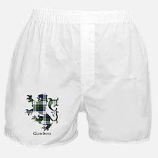 Lion-Gordon dress Boxer Shorts