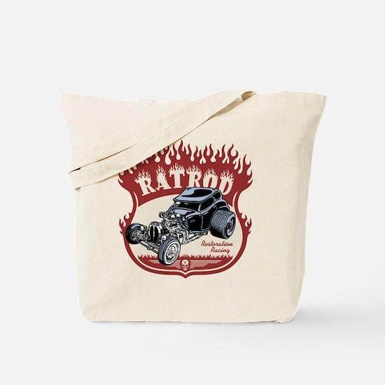 Rat Rod 1 Tote Bag