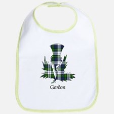 Thistle-Gordon dress Bib