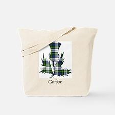 Thistle-Gordon dress Tote Bag