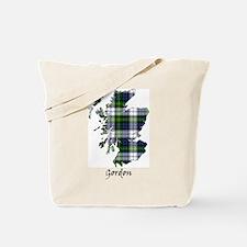 Map-Gordon dress Tote Bag