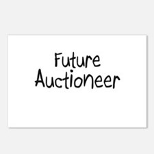 Future Auctioneer Postcards (Package of 8)