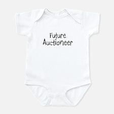 Future Auctioneer Onesie