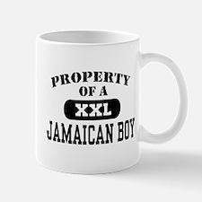 Property of a Jamaican Boy Mug