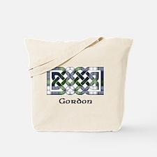 Knot-Gordon dress Tote Bag