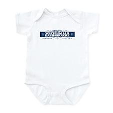 WESTPHALIAN DACHSBRACKE Infant Bodysuit