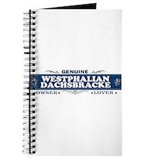WESTPHALIAN DACHSBRACKE Journal