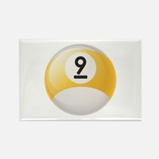 Billiard Pool Ball Magnets