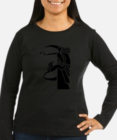 Diana or Artemis Huntress Godd Long Sleeve T-Shirt