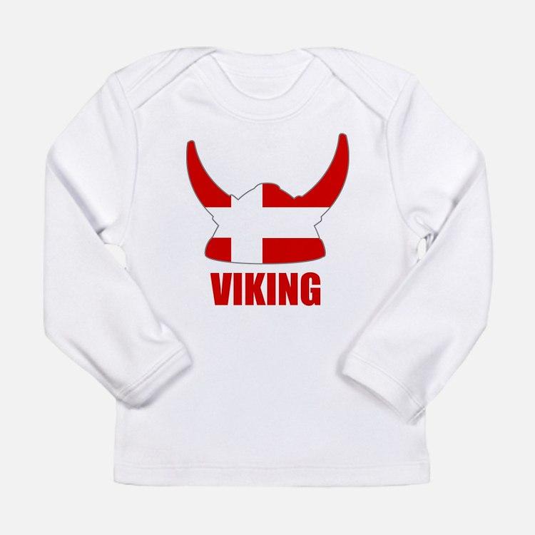 "Danish Viking ""Viking"" Long Sleeve T-Shirt"