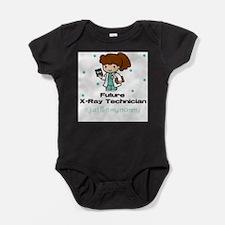 Funny Future doctor Baby Bodysuit