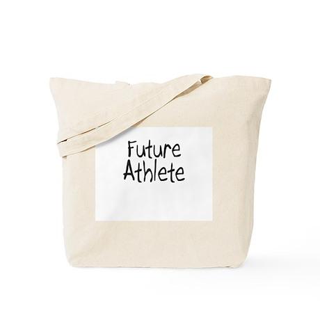 Future Athlete Tote Bag
