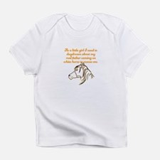As a little girl I used to daydream Infant T-Shirt
