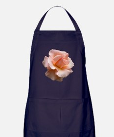 Peach Wild Rose Apron (dark)