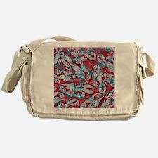 Cute Waves Messenger Bag