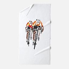 Tour de France Beach Towel