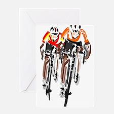 Tour de France Greeting Cards