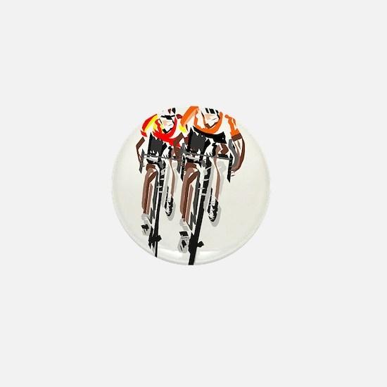 Tour de France Mini Button