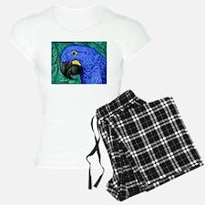 Hyacinth Macaw Pajamas