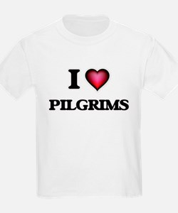 I Love Pilgrims T-Shirt