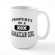 Property of a Jamaican Girl Mug