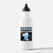 GREAT SWIMMER Water Bottle