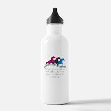 Animals do not admire Water Bottle