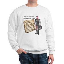 Pirate Insurance Sweatshirt