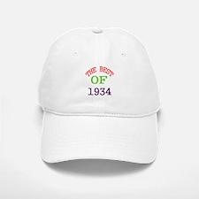 The Best Of 1934 Baseball Baseball Cap