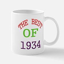 The Best Of 1934 Mug