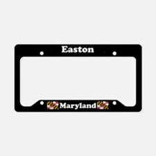 Easton MD License Plate Holder