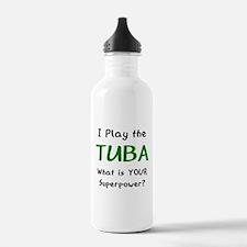 Unique Tuba Water Bottle